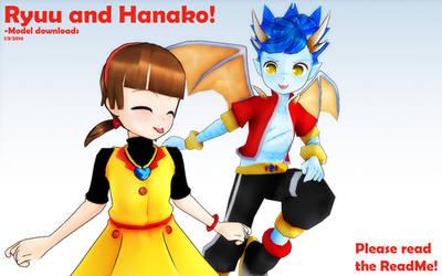Ryuu and Hanako! -DOWNLOAD