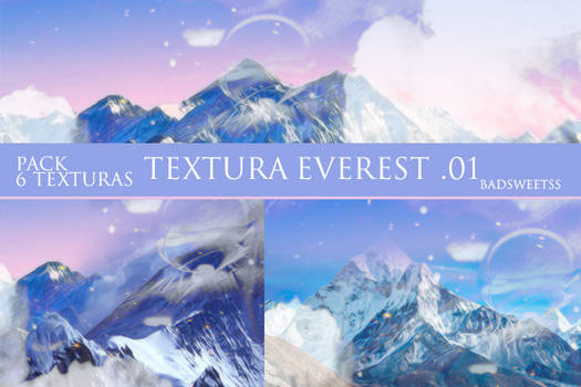Textura Everest By Badsweetss #01