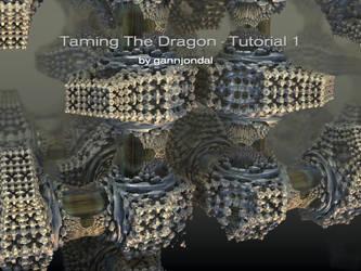 To Cage The Dragon - PDF version by gannjondal