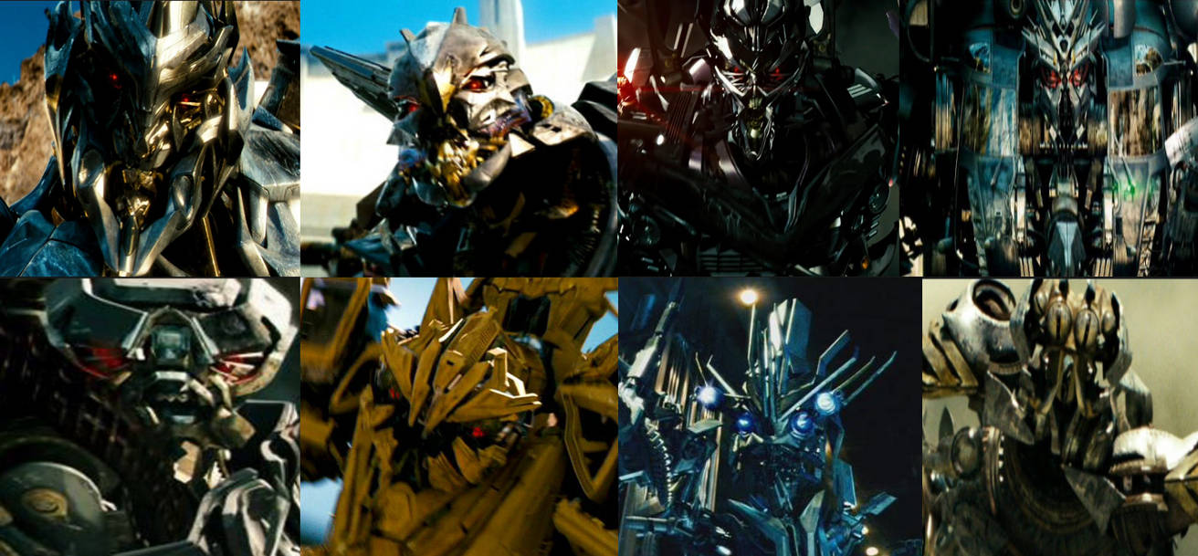 Transformers 2007 Decepticons By Caseyjunior94 On Deviantart