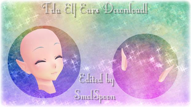 Tda Elf Ears Download