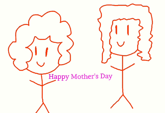 My Happy Mother's Day pic this year by worldofcaitlyn