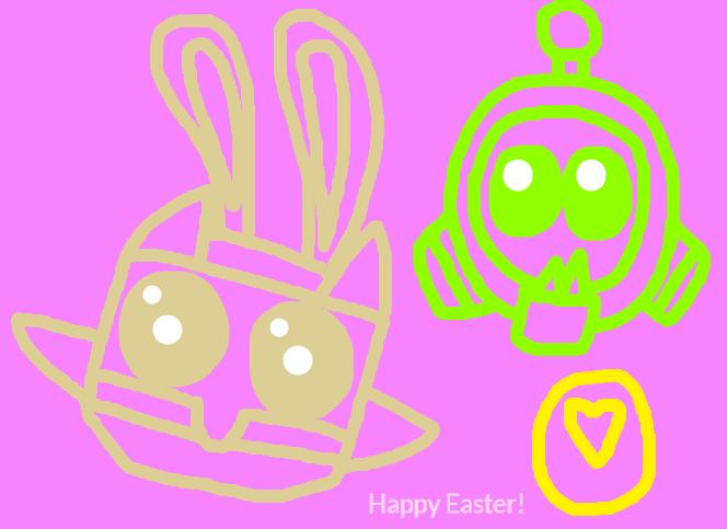 Mixels - Happy Easter 2015 by worldofcaitlyn