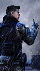 Piers Nivans from Resident Evil 6 by ShadowHunter12345634