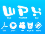 Skinny Icons Pack 1.0