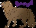 Wolf Lineart [F2U]