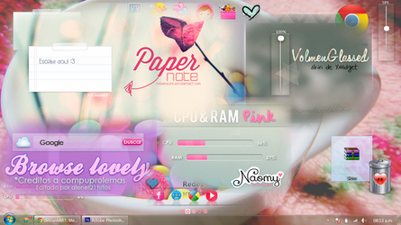 Pack De Hermosisimos Skins XWidgets by OneMoreLove