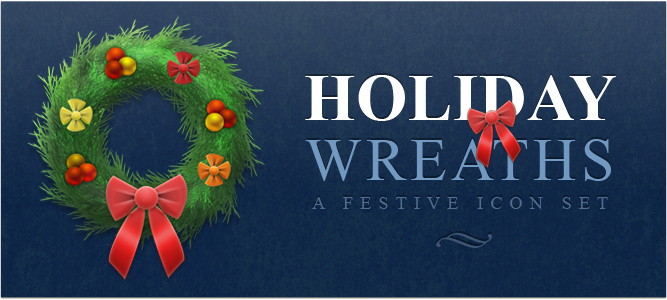 Holiday Wreaths by lharboe