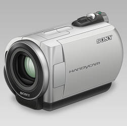 Sony Handycam by lharboe