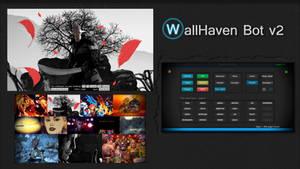 WallhavenBot 2.0