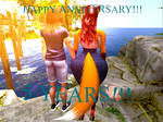 Happy Anniversary!!! 5 Years!!! by TravisAndPenny