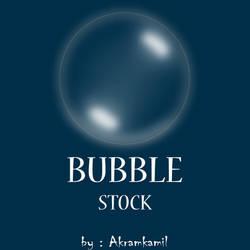 Bubble Stock by akramkamil