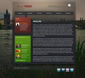 Hotel Prague Website Template