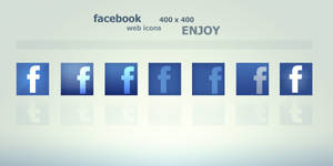 Facebook Web Icons
