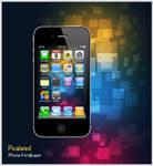 Pixalated: iPhone 4 Wallpaper