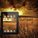 iPad Sunrise Wallpaper
