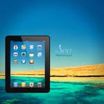 iPad Sea Wallpaper
