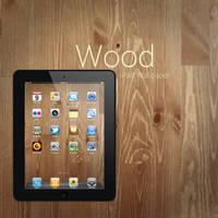 iPad Wood Wallpaper by Martz90
