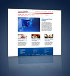 YourTimes Website Template PSD