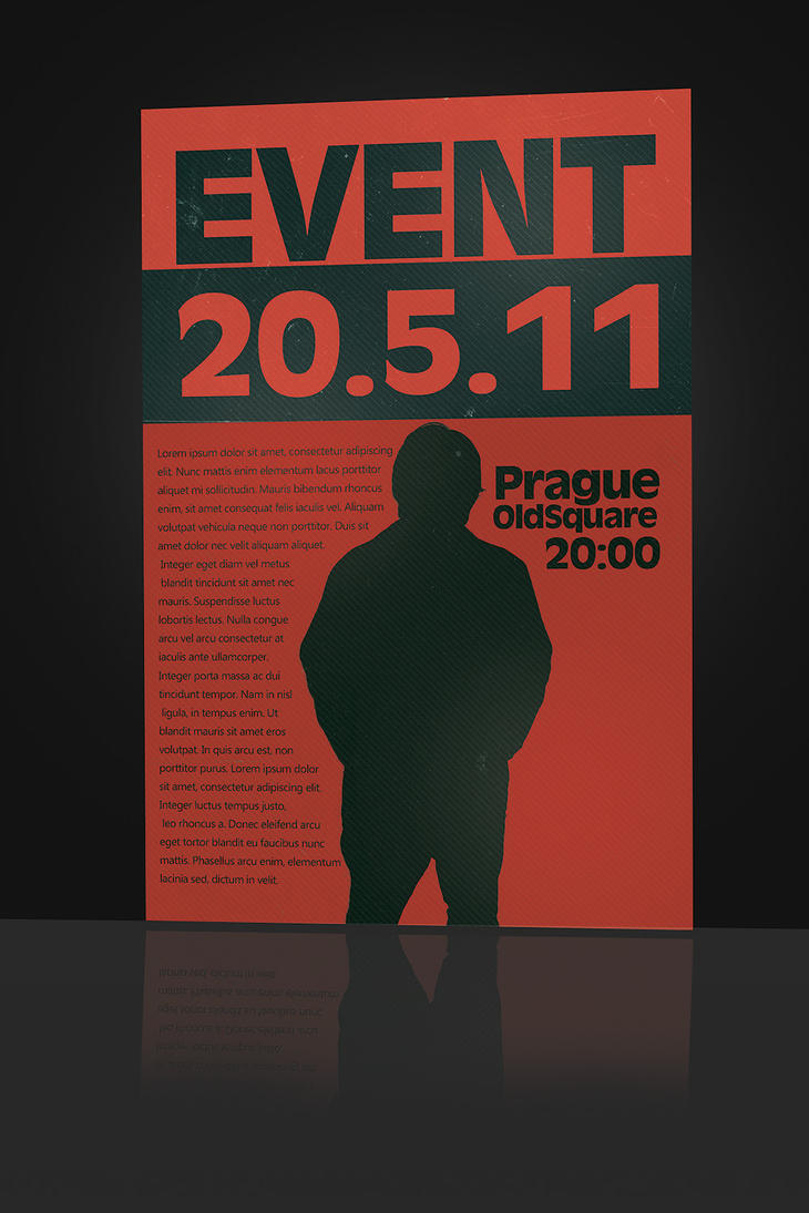 Event Flyer 2 PSD by Martz90 on DeviantArt