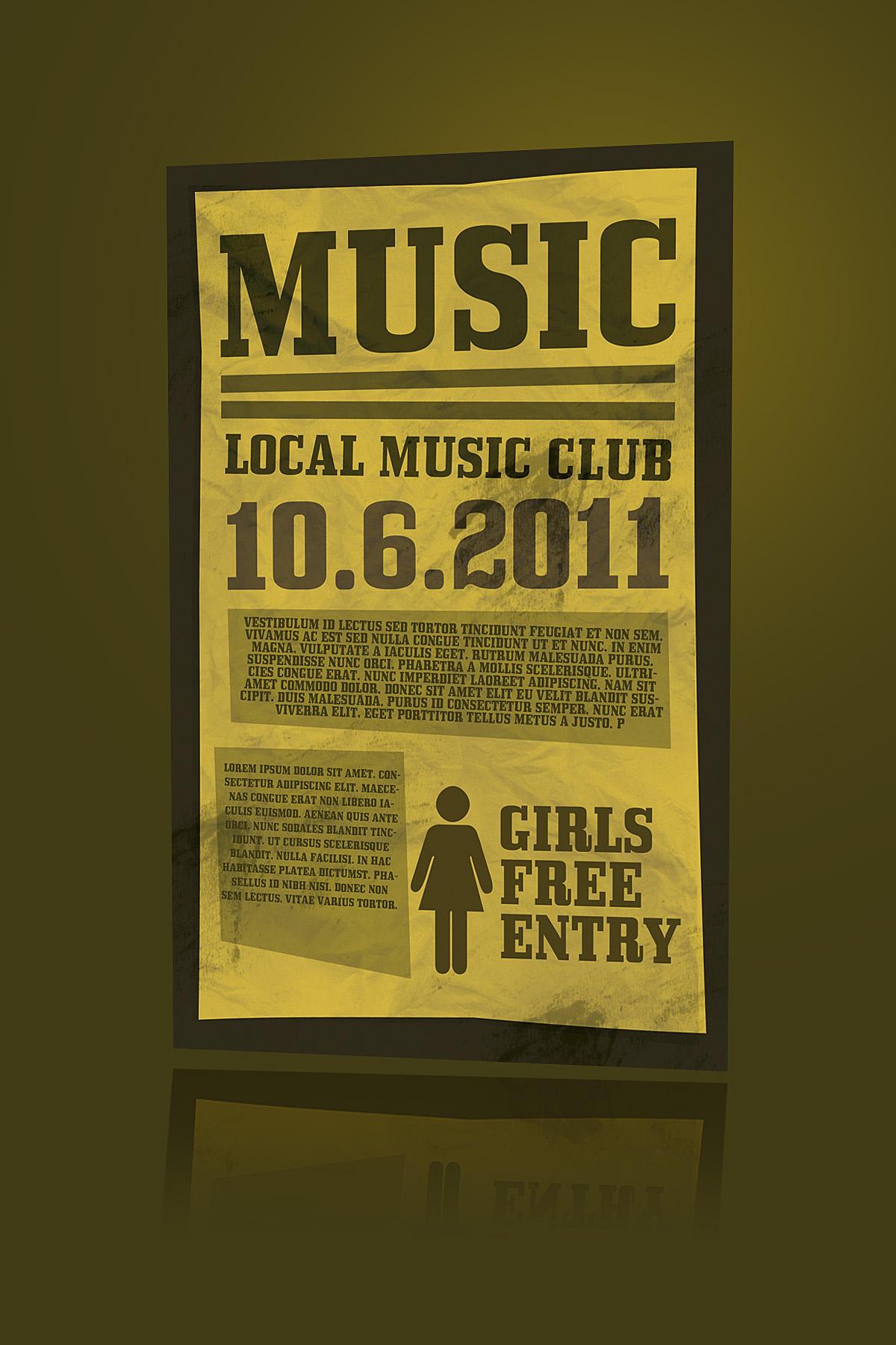 Music flyer psd by martz90 on deviantart music flyer psd by martz90 music flyer psd by martz90 saigontimesfo