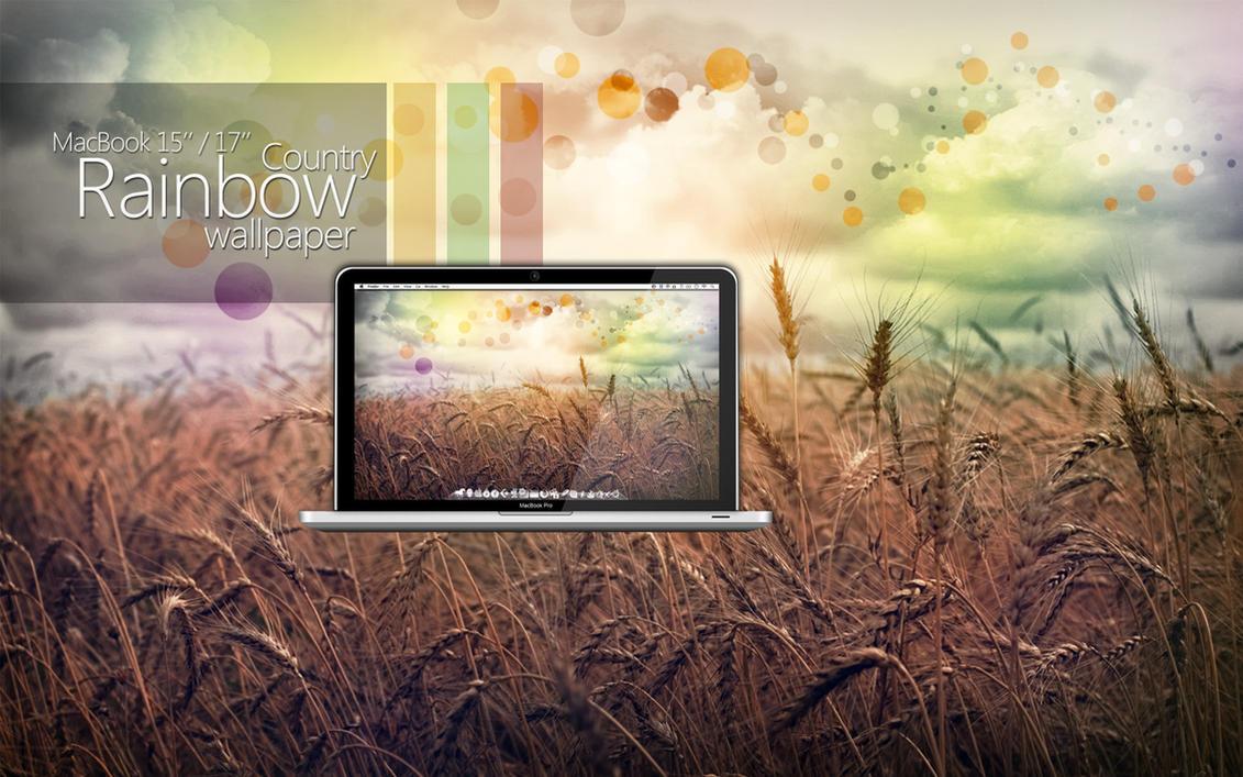 MBP RainbowCountry Wallpaper by Martz90
