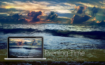 MBP Evening Time Wallpaper by Martz90