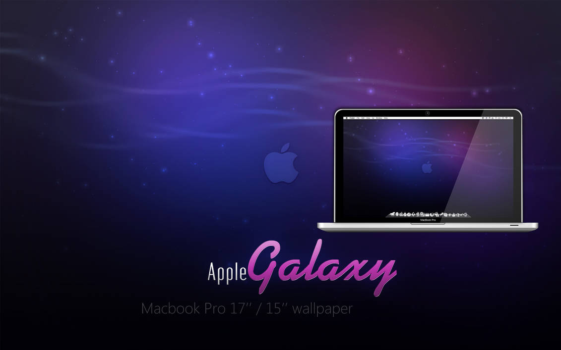 MBP Apple Room Wallpaper