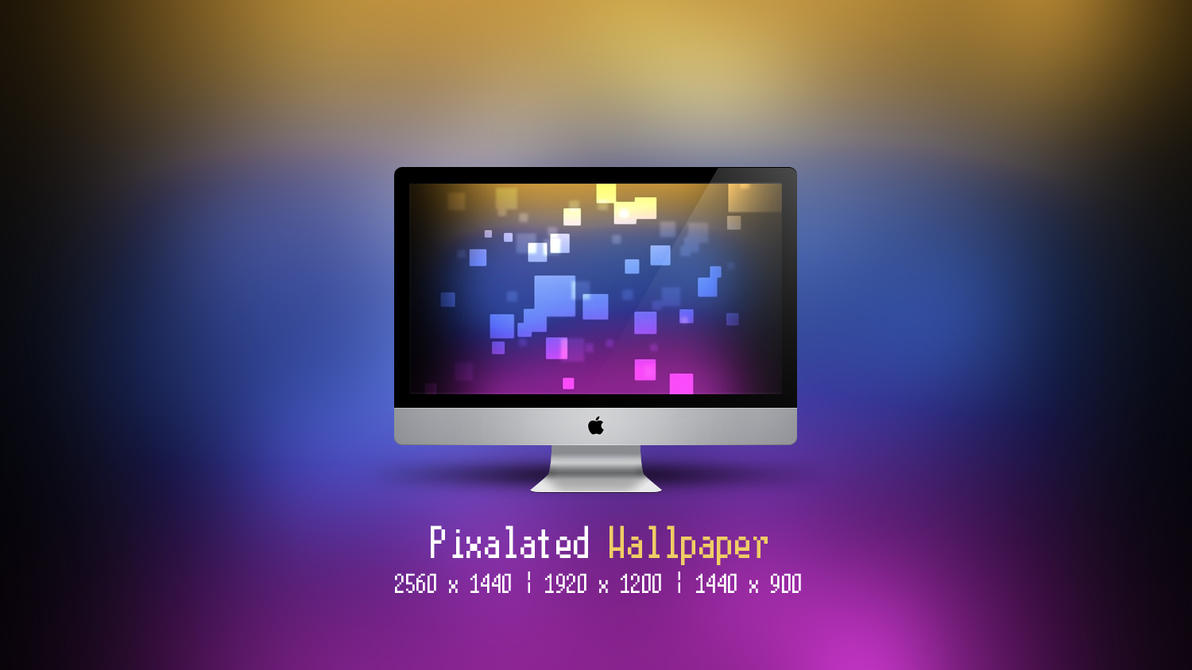 Pixalated Wallpaper by Martz90