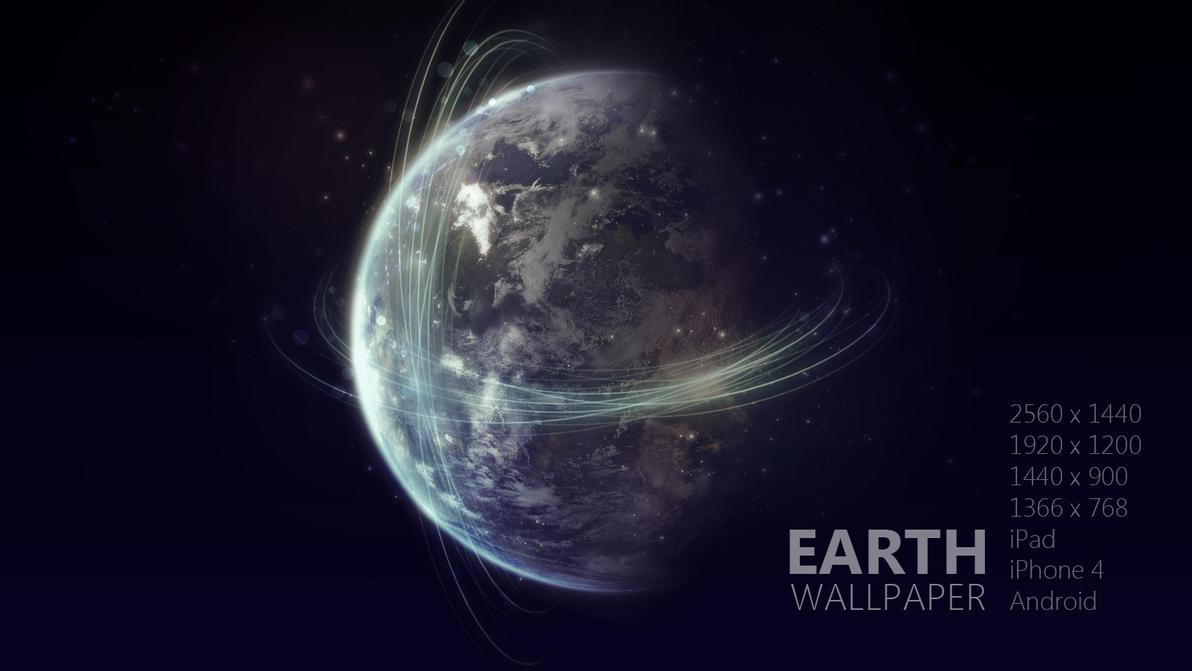 Earth Wallpaper by Martz90