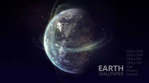 Earth Wallpaper by Martz90