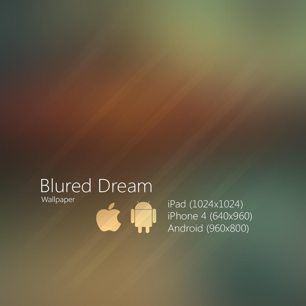 Blured Dream Wallpaper by Martz90