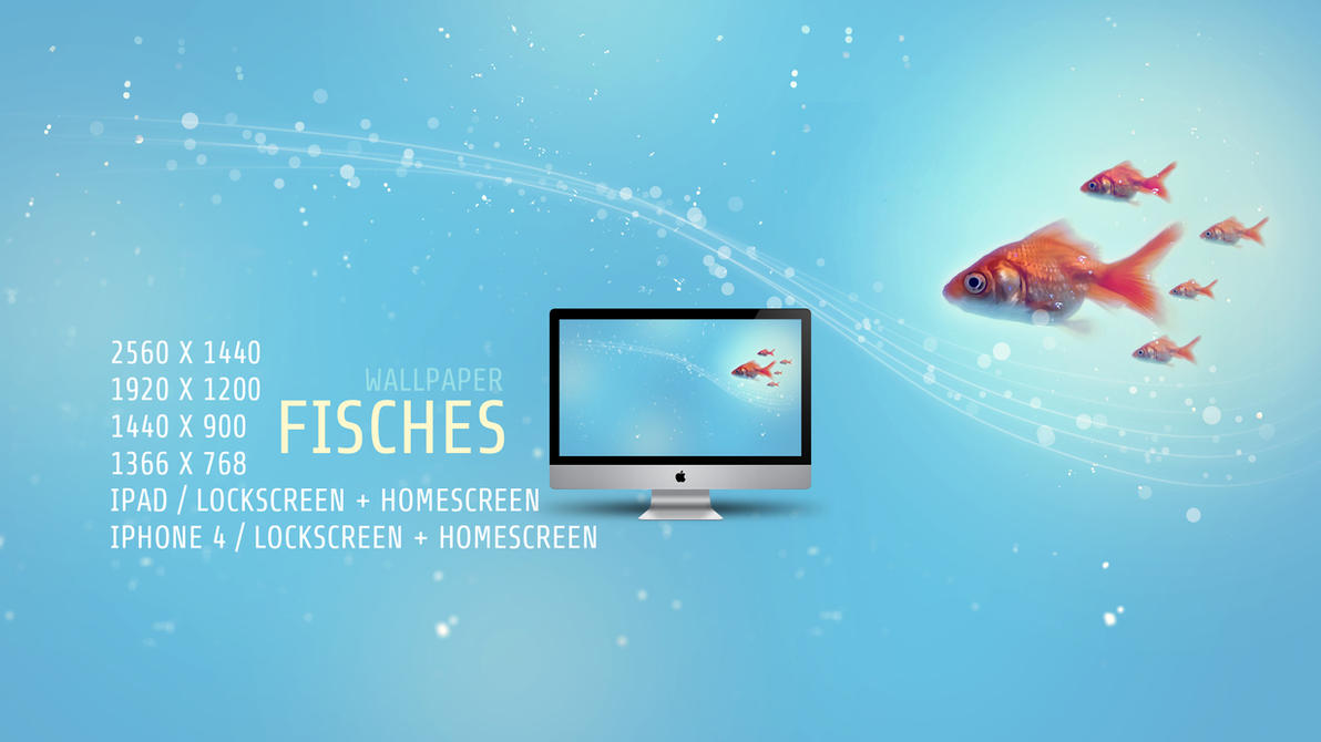 Fisches Wallpaper by Martz90