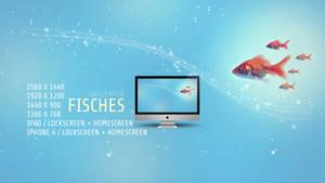 Fisches Wallpaper by Martz90