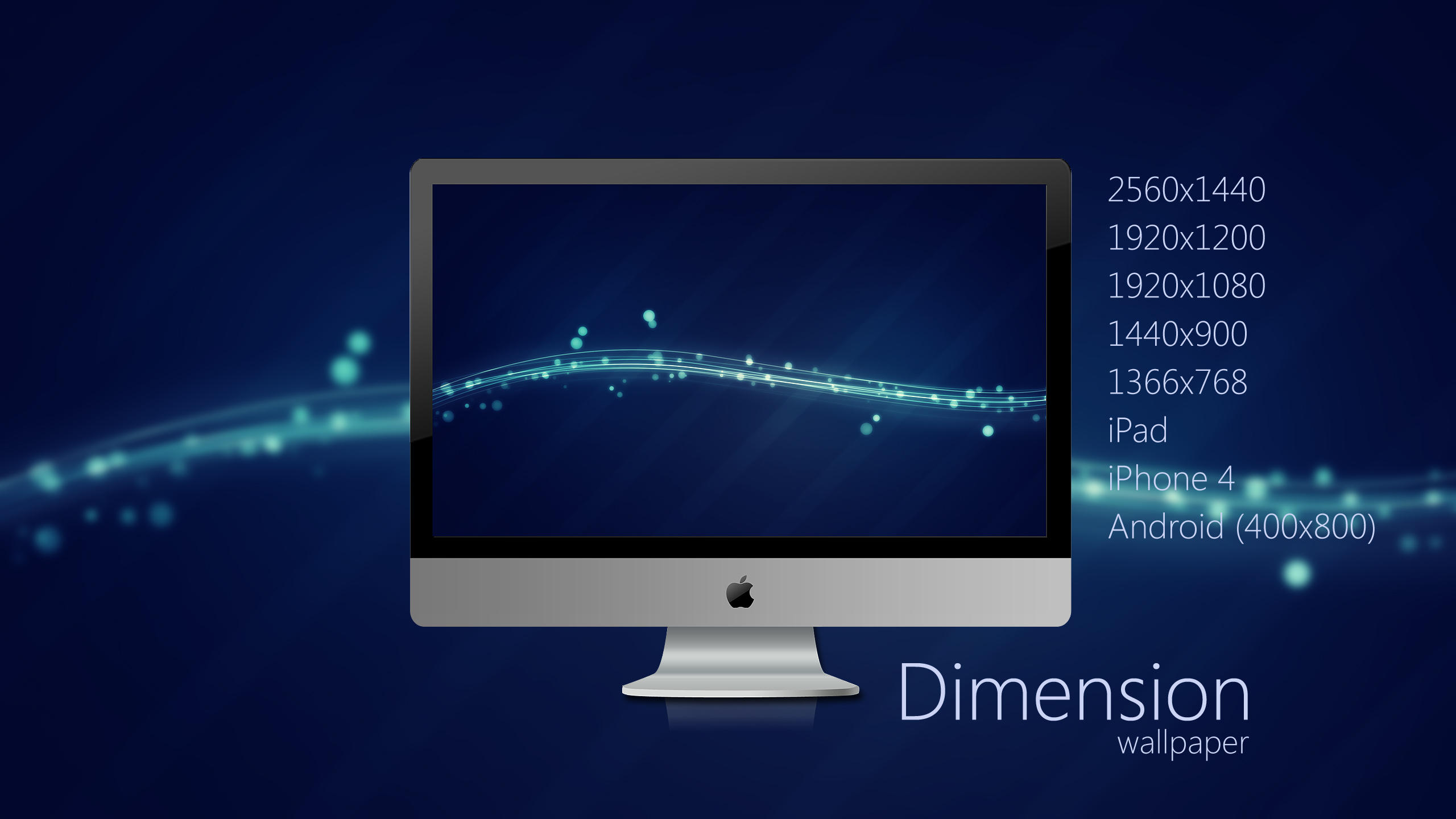 Dimension Wallpaper by Martz90
