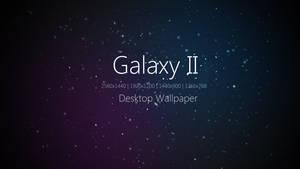 Galaxy II Desktop Wallpaper by Martz90