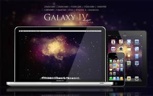 Galaxy IV Wallpaper by Martz90