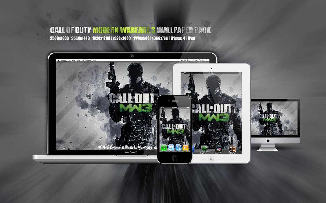 CoD BlackOps II Wallpaper