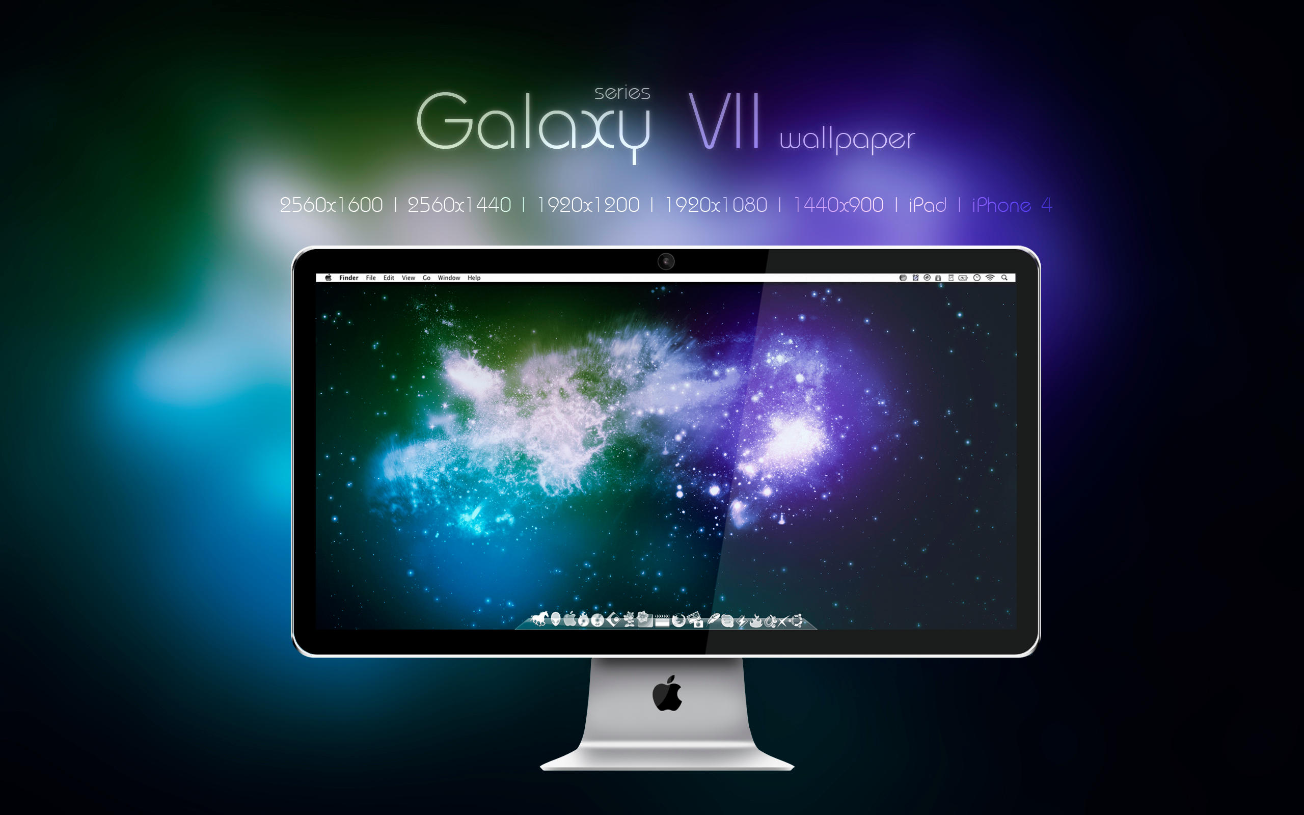 Galaxy VII Wallpaper by Martz90
