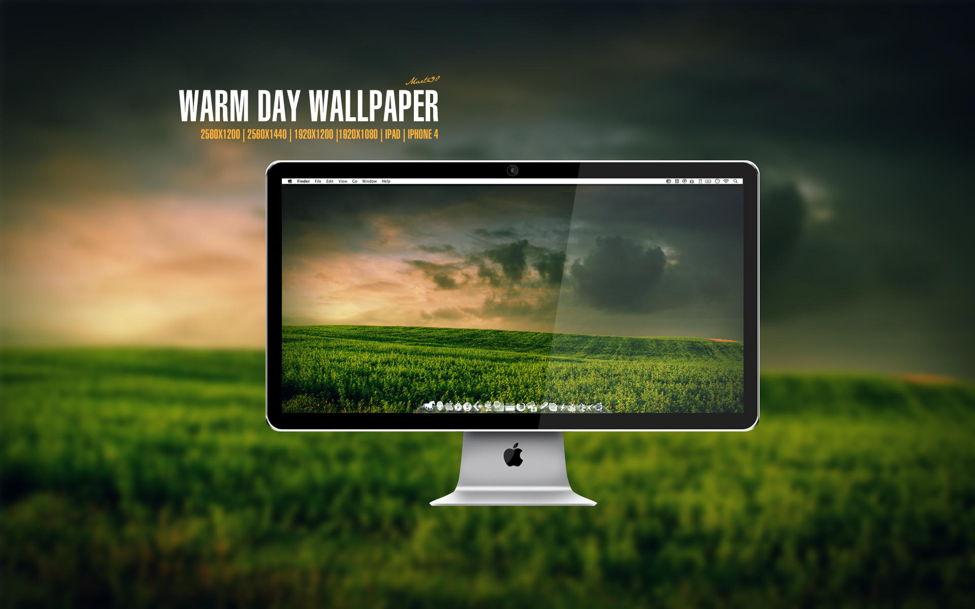 Warm Day Wallpaper by Martz90