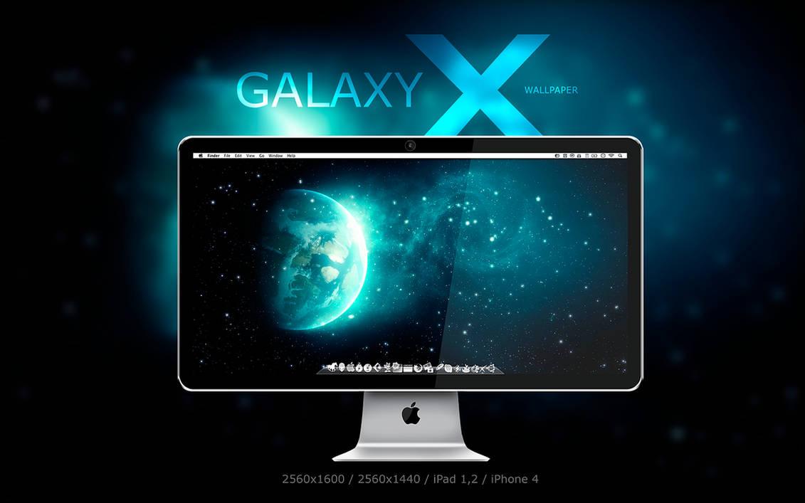 Galaxy Wallpaper VI