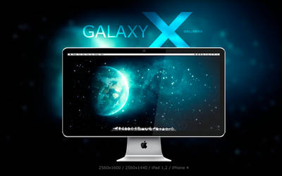 Galaxy X Wallpaper by Martz90