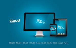 Cloud Wallpaper by Martz90