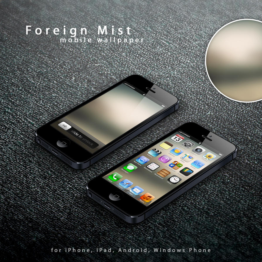 Foreign Mist Mobile Wallpaper by Martz90