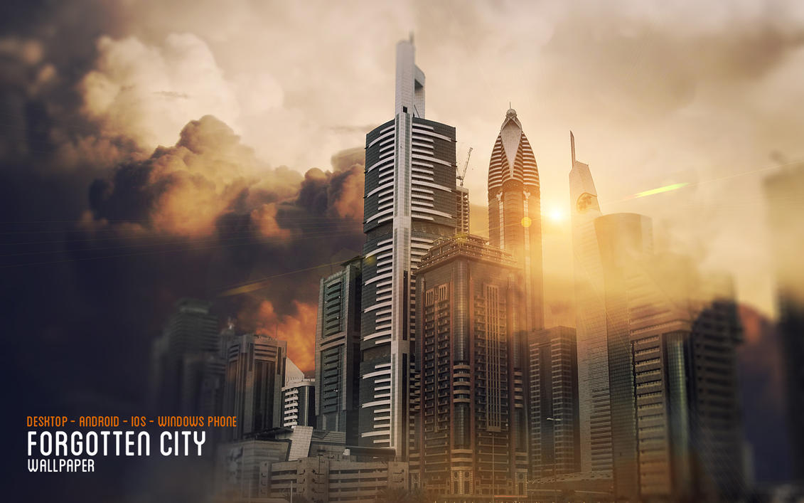 Forgotten City Wallpaper by Martz90