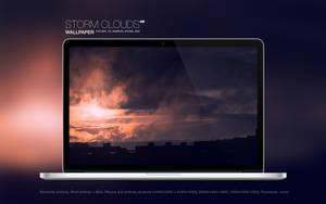 Storm Clouds HD Wallpaper by Martz90