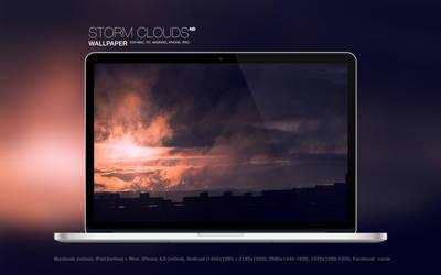 Storm Clouds HD Wallpaper