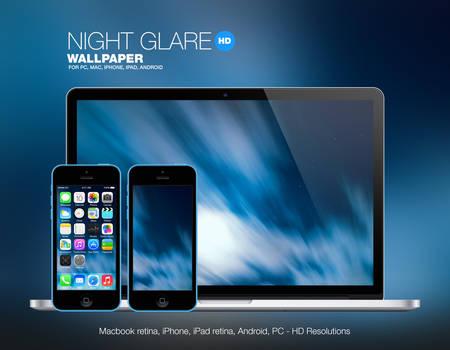 Night Glare HD Wallpaper