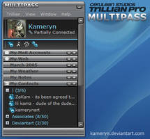 Multipass by kameryn