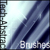 Tech-Abstract Brushes by GraficDezigner